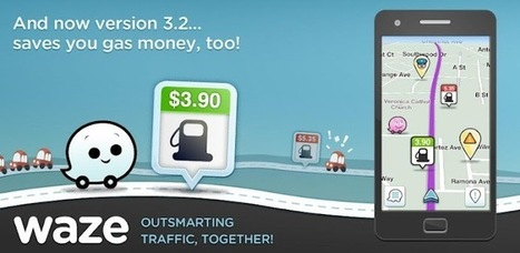 Facebook rachète Waze pour 1 milliard de dollars | advertising | Scoop.it