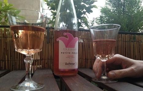 Alsace: La région met une goutte de rosé dans sa production de vin   Alsace Créative   Scoop.it