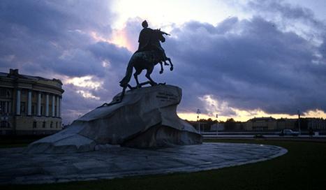 Mythes et légendes de Saint-Pétersbourg. Partie II - Voix de la Russie   Les lieux de légendes, d'hier et d'aujourd'hui   Scoop.it