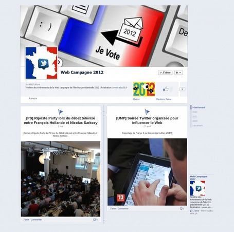 Regards sur la Web campagne 2012 | #Legislatives Aude 2012 #Circo1102 | Scoop.it
