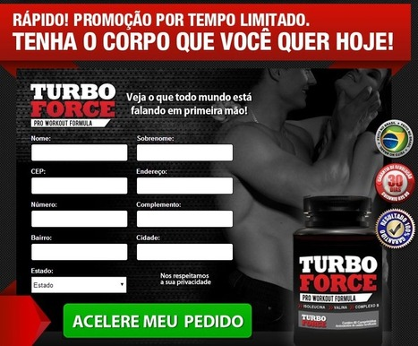 NÃO COMPRE Turbo Force ATÉ QUE VOCÊ LEIA ESTE! | Muscle Building Dit And Body Max Supplement | Scoop.it
