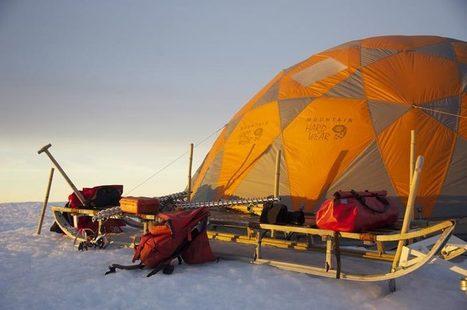 BE-OI: studiare il ghiaccio in Antartide per decifrare la storia del clima | SCIENTIFICAMENTE | Scoop.it