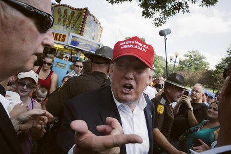 Donald Trump Releases Plan to Combat Illegal Immigration | Upsetment | Scoop.it