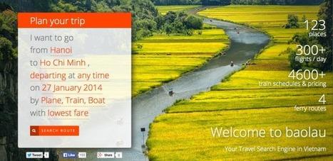 This foreigner-friendly site lets you search flights, trains, ferry routes in #Vietnam @baolau_vn | ALBERTO CORRERA - QUADRI E DIRIGENTI TURISMO IN ITALIA | Scoop.it