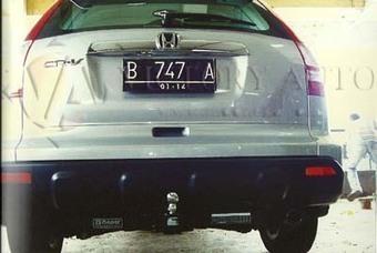 jual Towing Bar Honda All New CRV | Aksesoris Mobil Honda | Scoop.it