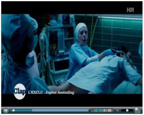 Clap - HD1   Jupiter Ascending - TV & Web Coverage   Scoop.it