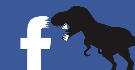 What's the Deal With Facebook's Privacy Dinosaur? | Social media | Scoop.it