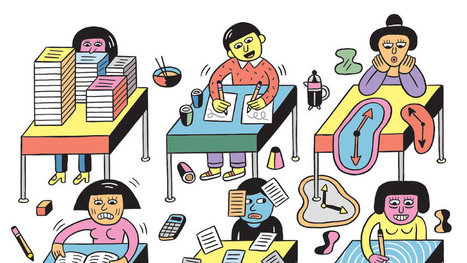 South Korea's Education System Hurts Students   The Global Achievement Gap: What Parents Need to Know   Scoop.it