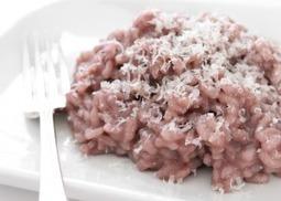 Risotto al Barolo, risotto al vino rosso piemontese ricetta Cucina ...   CicerOOs_Scooped   Scoop.it