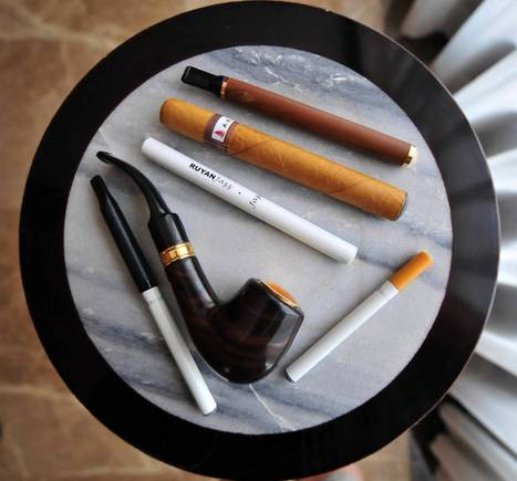 Up in a puff of smoke? EU plan threatens e-cigarettes | Alcohol & other drug issues in the media | Scoop.it