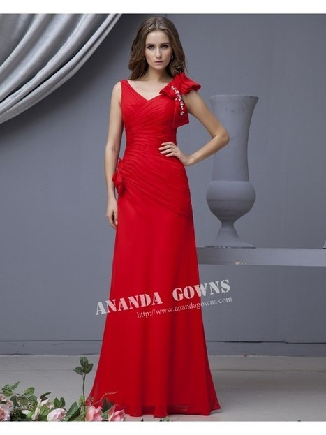 Choose Long Formal Evening Dresses for Formal Occasions | About Bridesdiscovery | Scoop.it