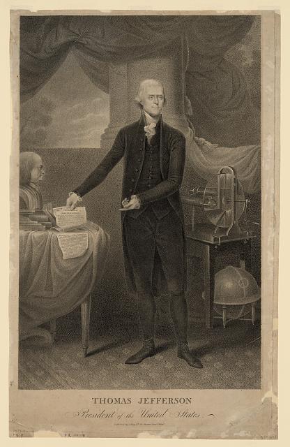 Thomas Jefferson Letter to George Logan on Nov. 12, 1816 | History of America | Scoop.it