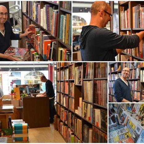 Elle paie pas de mine mais cette libraire BD, elle en jette ! - MaCommune.info | INNO BIENS CULTURELS | Scoop.it