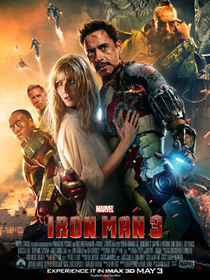 'Iron Man 3' to Become First Film to Play in 4DX Format in Japan | All that's new in Television and Film | Scoop.it