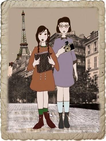 Avec Rachel et Hannah, le Mémorial de Caen mobilise à nouveau des personnages fictif sur les réseaux sociaux pour raconter la 2nde Guerre Mondiale | Clic France | Scoop.it