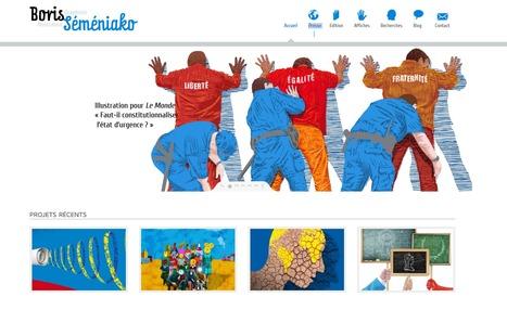 Boris Séméniako // Graphiste // Illustrateur | Le BONHEUR comme indice d'épanouissement social et économique. | Scoop.it