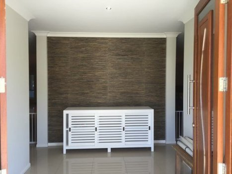 Grasscloth Wallpaper Installation Gold Coast | Wow Wallpaper Hanging | Interior Wallpaper | Scoop.it
