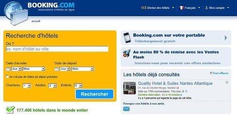 Pourquoi Booking est le meilleur en réservation hôtelière ? | Chambres d'hôtes et Hôtels indépendants | Scoop.it