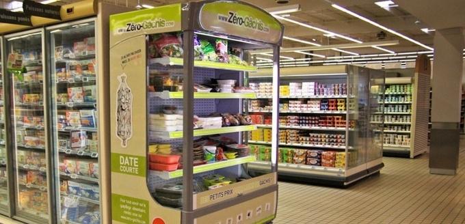 Zéro-Gâchis, la start-up qui lutte contre le gaspillage alimentaire dans les rayons