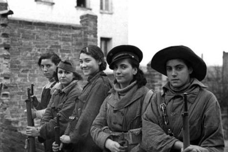 Una historia de las mujeres en España | Mexicanos en Castilla y Leon | Scoop.it