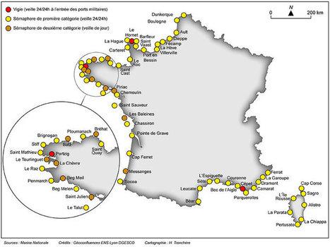 Les marines nationales, définitions et redéfinitions de leurs missions dans le monde, après la Guerre froide — Géoconfluences | Ressources en Géographie | Scoop.it