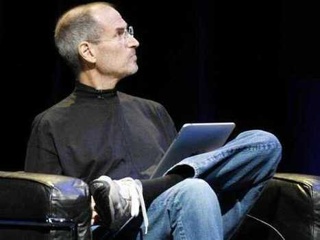11 'Steve Jobs' Use iPads For Everything - Business Insider | The flipped class | Scoop.it