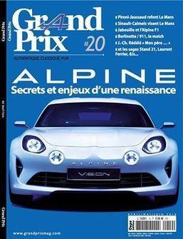 GRAND PRIX MAGAZINE N°20 EST EN KIOSQUE | Auto , mécaniques et sport automobiles | Scoop.it
