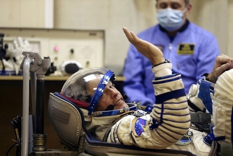 The Band-Aids Astronauts Will Use on Starships   Outbreaks of Futurity   Scoop.it