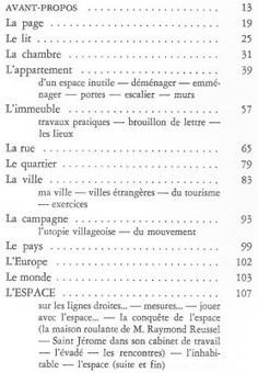 Littérature et géographie, «Espèces d'espaces», George Perec, de l'espace au non-lieu (Cafés géographiques) | Géographie et Imaginaire | Scoop.it