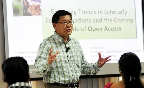 Leslie Chan on the Impact of Open Access | Open Science | Open Knowledge | Scoop.it