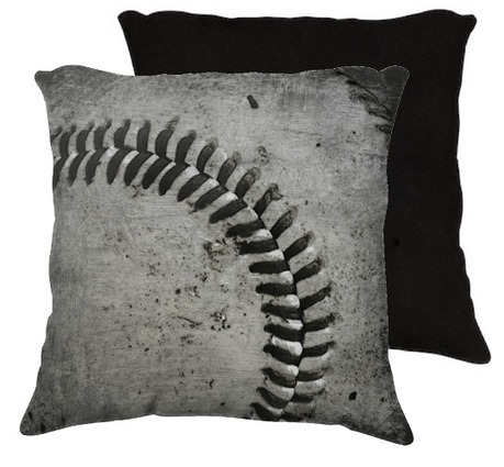Distressed Baseball | Artist Pillows | Scoop.it