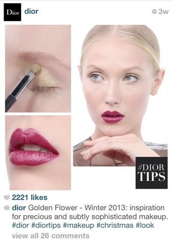 Beauty marketers spent 23pc more on digital in 2014   Prestige Brands & Digital   Scoop.it