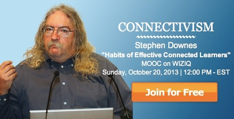 Stephen Downes Connectivism | Blended Online Learning | Scoop.it