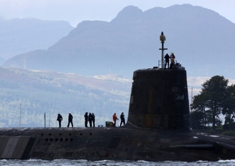 Scottish Independence: MoD says Trident nuclear weapons not safe enough to be stored at English base - Top stories - Scotsman.com | My Scotland | Scoop.it