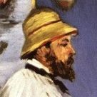 Monet, Claude Oscar - Personajes - ARTEHISTORIA V2   Sociales Dani Fernández   Scoop.it