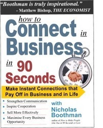 Business Starts with Connecting - Nicholas Boothman | Nicholas Boothman | Scoop.it