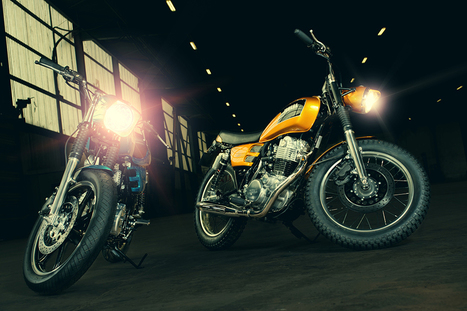 A NEW ERA FOR YAMAHA - 2015 EICMA | Motorcycle Industry News | Scoop.it