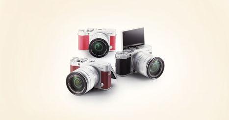 Fujifilm's X-A3 Camera Mashes Up Retro Looks and Selfie Smarts   Fujifilm X Series APS C sensor camera   Scoop.it