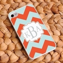 Personalized iPhone Cases - Chevron | Personalized Gifts | Scoop.it