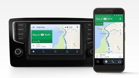 You no longer have to buy a new car or stereo to use Android Auto   Mobiles Idées   Scoop.it