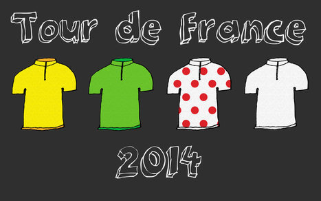 Les maillots distinctifs du Tour de France, explications ! - Twenga Magazine | Mode | Scoop.it
