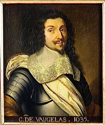 26 février 1650 mort de Claude Favre de Vaugelas   Racines de l'Art   Scoop.it