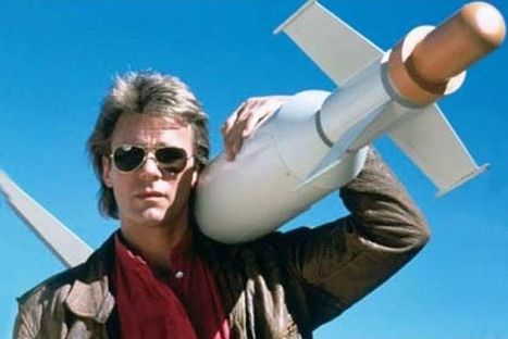 MacGyver is being turned into a movie | Beacon | Scoop.it