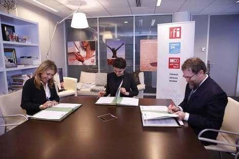 France Médias Monde affirme son rôle dans l'éducation aux médias et signe une convention avec le Ministère de l'Education nationale et le réseau Canopé - Ludovia Magazine | LANGUES VIVANTES AU COLLEGE | Scoop.it