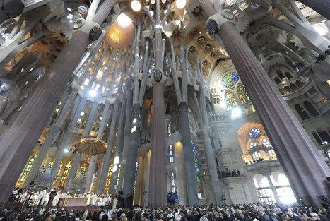 Gaudí, un arquitecto tan genial como natural   +Arquitectura   Scoop.it