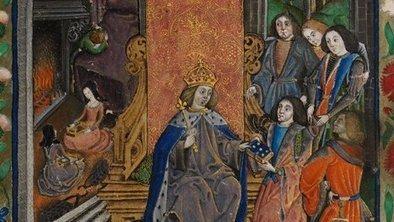 Picture reveals young Henry VIII | Renaissance - Tudors | Scoop.it