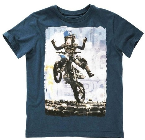 T-shirt monkey business leaves Next out of pocket | Photography | Scoop.it