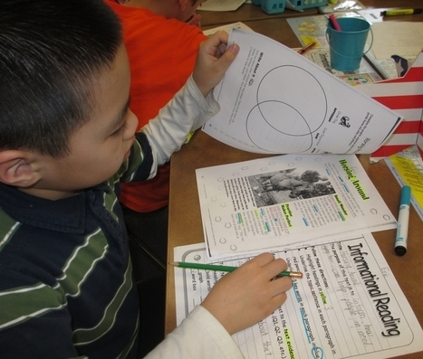 Investigating Nonfiction Part 2: Digging Deeper With Close Reading | Close Reading | Scoop.it