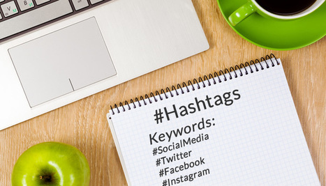 A Newbie's Guide to Hashtags on Social Media | Social Media | Scoop.it