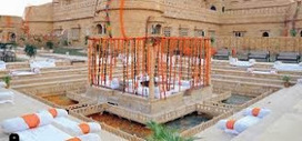 Why should you tie the knot in Rajasthan? | Hotels in Jaisalmer | Scoop.it